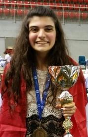 Anna Maja, onze Europees kampioen 2015
